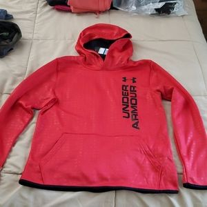 New Under Armour hoodie boys extra large